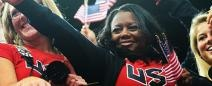 Gabby Douglas' Mom Filed For Bankruptcy, Saves Family Home