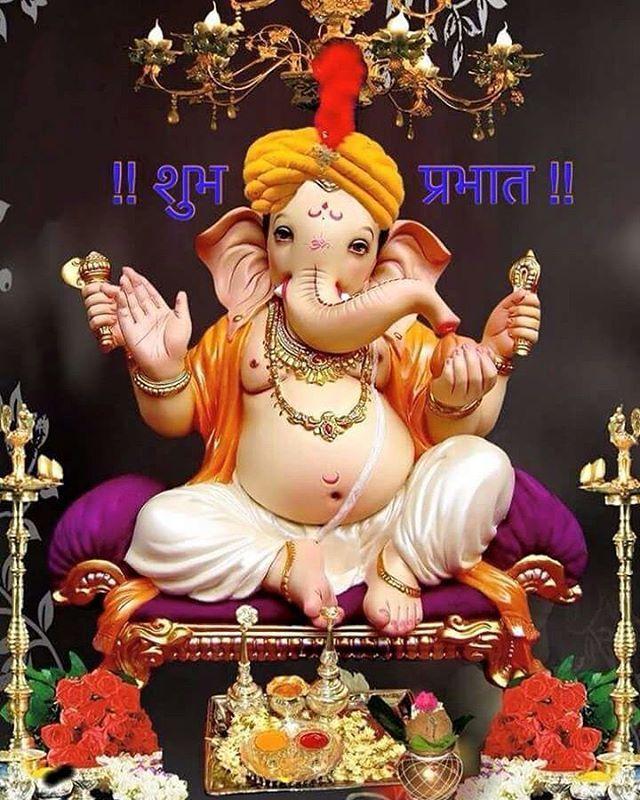 "1,683 Likes, 31 Comments - Mumbai Ganesha™ (@mum_ganesha) on Instagram: ""Good_Morning . ॥ गणपती बाप्पा मोरया ॥ ॥ मंगलमुर्ती मोरया ॥  Pic Credits : @vijay_9647…"""
