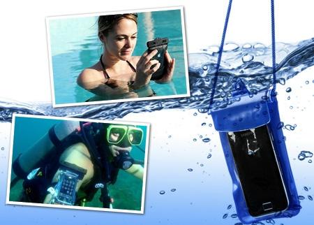 Water Case: Sualtı Su Geçirmez Koruma Kılıfı 9,90 TL