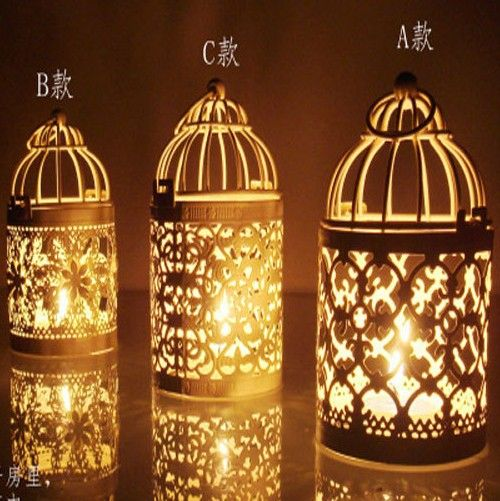Find More Candle Holders Information about Birdcage Candle Holders Home Decor Candlesticks Wedding Candelabra Hollow Carved Design Mediterranean Style,High Quality decorative candelabra,China candelabra chandelier Suppliers, Cheap candelabra led light bulbs from Friendship Fashion Boutique Store on Aliexpress.com