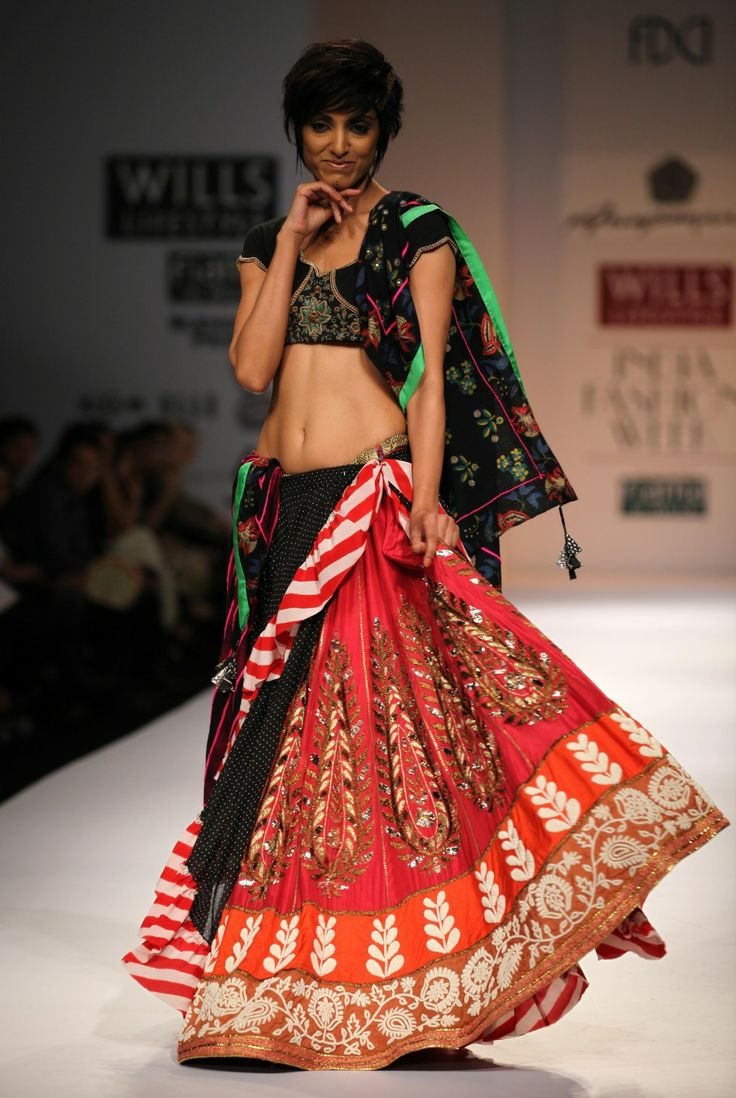 Wills Lifestyle India Fashion Week Autumn Winter designer Anupamaa Dayal