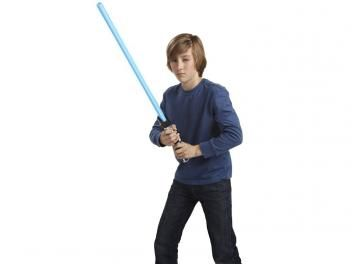 Star Wars Sabre de Luz Color Change - Hasbro
