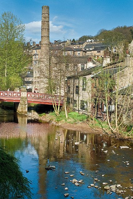 Hebden Bridge is a must see. Loved it!