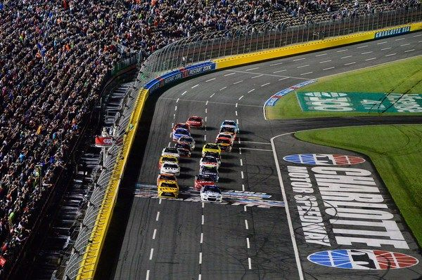 $1 Million at Stake as NASCAR, Charlotte Celebrate 25th Anniversary of 'One Hot Night' As the engines fired, the lightbulbs buzzed – a first for the annual non-points extravaganza. Never before had…