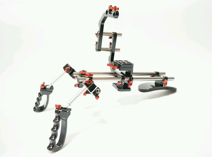 Happy sale Happy  SHOULDER RIG for DSLR & VIDEO CAMERA,BMPC,Mark3 #inno17Pro