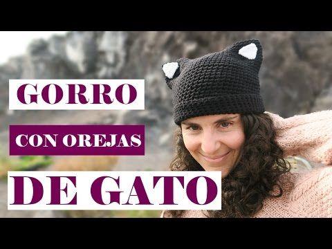 Cómo hacer un gorro con orejas de gato [vídeo tutorial] - Bluü