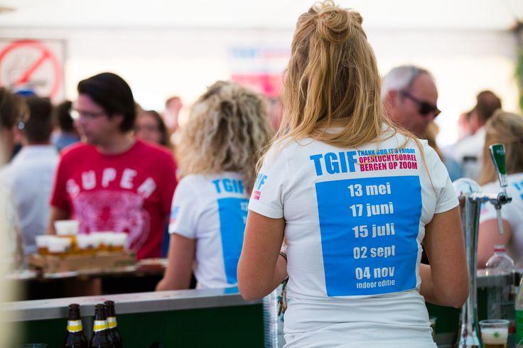 Save the date? Save ALL the dates! Celebrate the weekend @TGIF! #TGIF #vrijmibo #vrijdagmiddagborrel