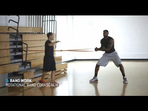 ▶ LeBron James - 1 hour workout (uncut) - YouTube