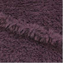 Umelá kožušina fialová š.165