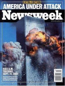 September 11, 2001 Attacks | ... , September 11, 2001, America Under Attack – Old and rare magazines