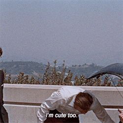 the sass is real (james dean gif)