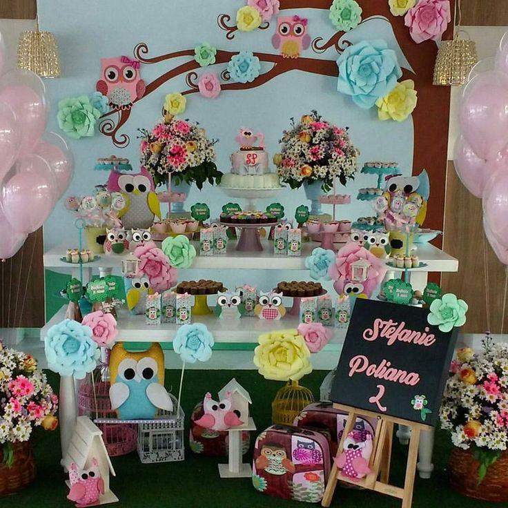 adornos de fiestas infantiles