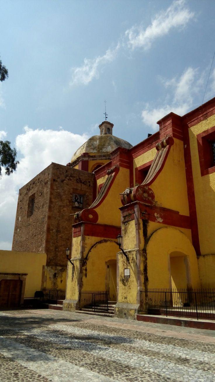 Catedral de Cadereyta