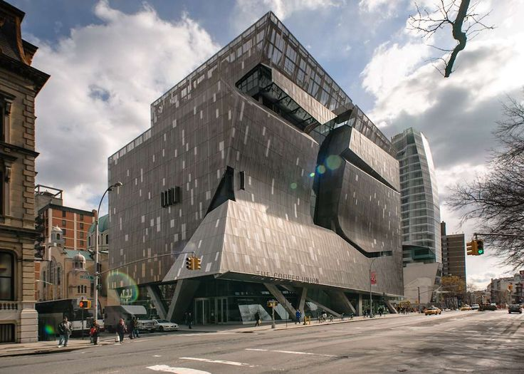 Ordinaire 41 Cooper Square By Morphosis, New York. Morphosis ArchitectsEducation  ArchitectureBest SchoolsSchool ...