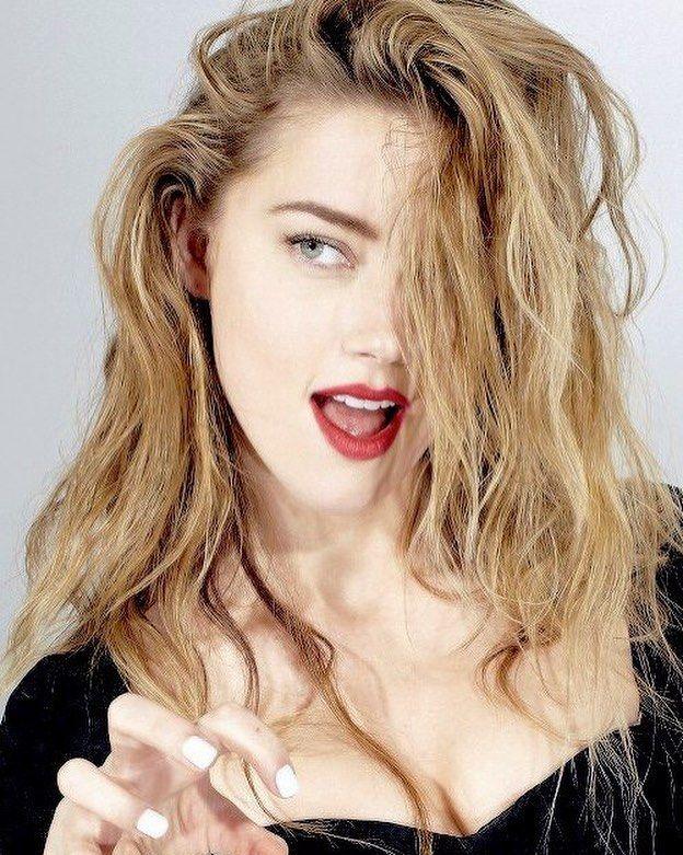 Amber Heard__+____________________U want trouble?____+____I don't think ur ready for alien sadism___+)))____