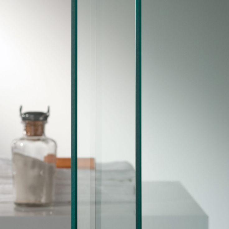 Box Doccia Semicircolare 2 Ante Scorrevoli In Cristallo