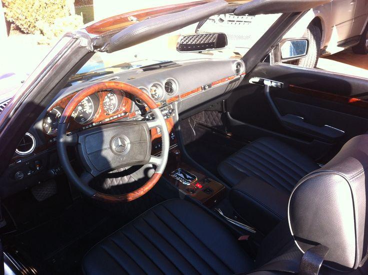 Mercedes W107 560SL (1986) 2011