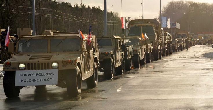 Ο στρατός των ΗΠΑ αναζητεί νέες βάσεις στην Ευρώπη – Έτοιμος για μεγαλύτερη εμπλοκή στη Συρία