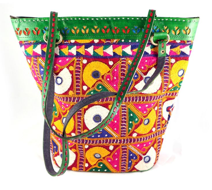 Leather Bharti Bag made up of genuine leather with patchwork designer Handbag .Its colorful dot patchwork handmade Girls use as shoulder bag to carry books and accessories. Shoulder Bags Interior Slot Pocket, Cell Phone Pocket, Interior Zipper Pocket, Interior Compartment etc.