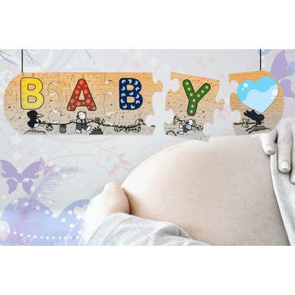 Way 2 Say - Un bébé lové dans le ventre de sa maman