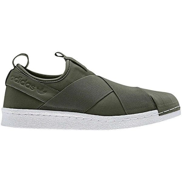 Slip on sneakers, Olive green shoes