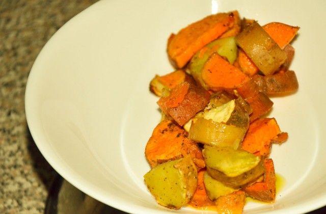 Yam Conspiracy – Savory Spiced Yams & Sweet Potatoes http://indianinfluence.ca/yam-conspiracy-savory-spiced-yams-sweet-potatoes/