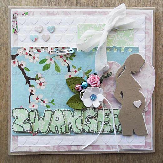 Marianne Design Creatables Die - Pregnant LR0348 < Craft Shop   Cuddly Buddly Crafts