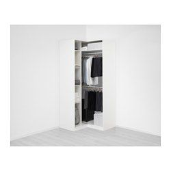 Best 25 ikea pax corner wardrobe ideas on pinterest pax for Ikea armadio angolare