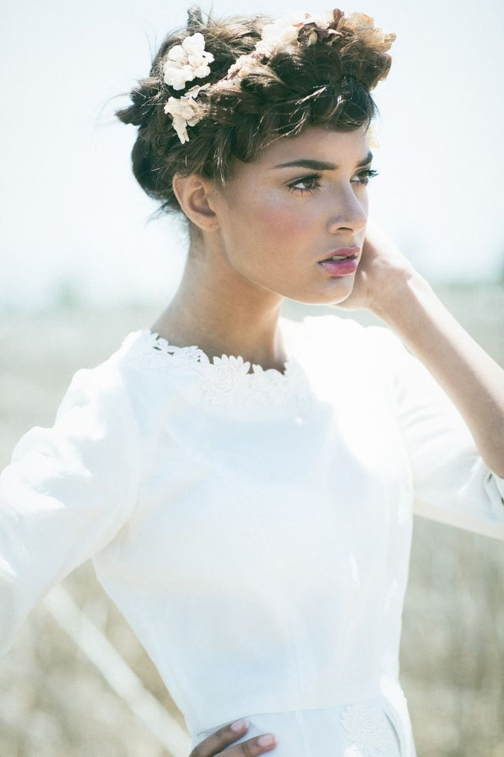 19 best Plaits images on Pinterest | Braids, Wedding hair and Bridal ...