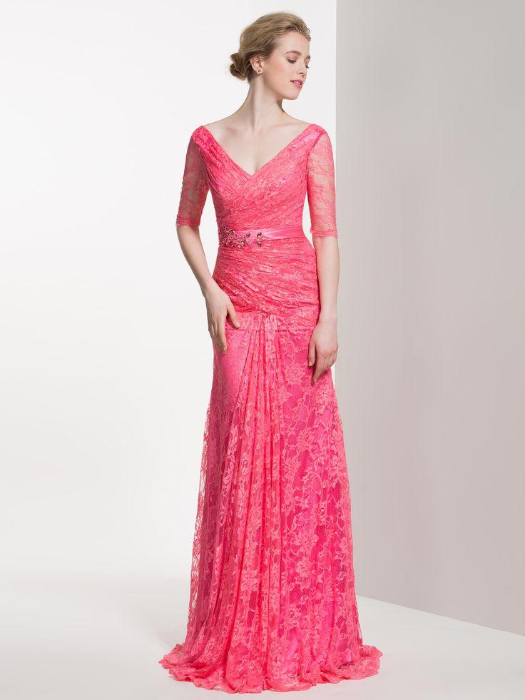 Mejores 31 imágenes de Plus Size Dress en Pinterest   Vestidos para ...