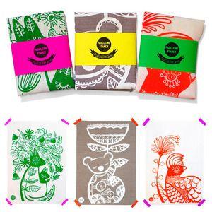 Image of AUSTRALIANA SERIES TEA TOWELS