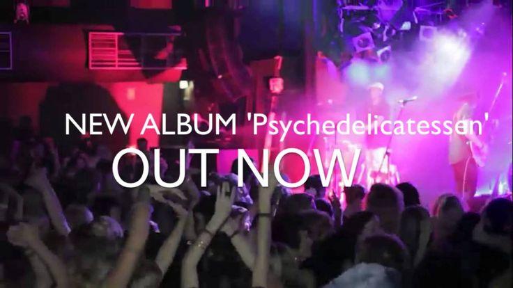 Tijuana Cartel New Album 'Psychedelicatessen'