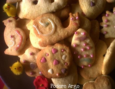 Biscotti di pasqua  Easter cookies