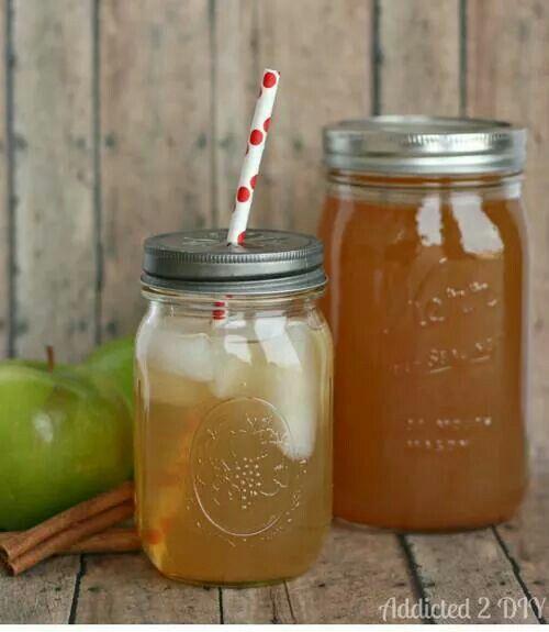 Moonshine,apple pie