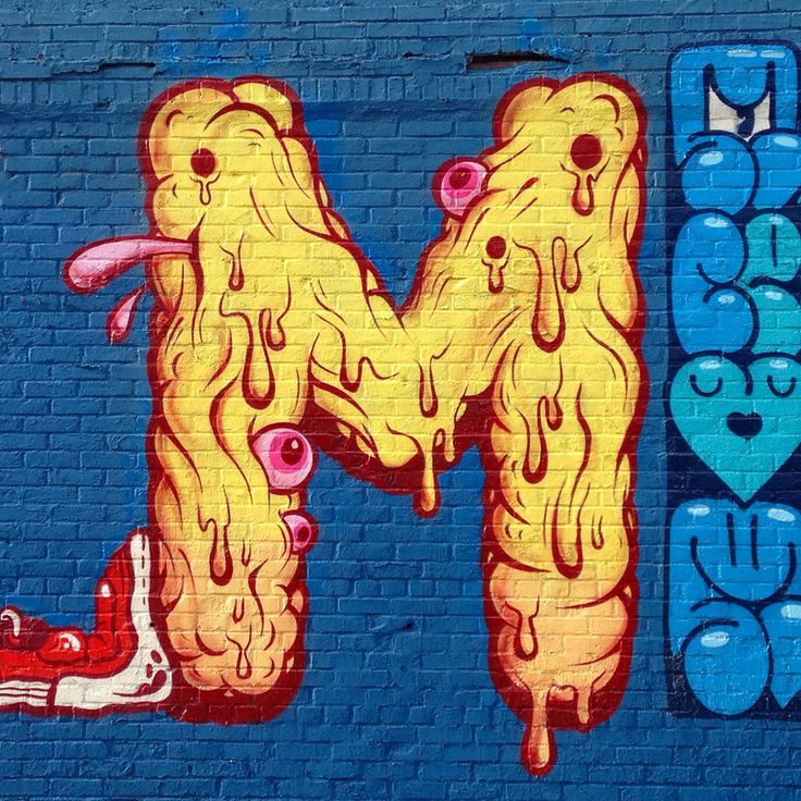 Buff Monster in Alphabet City