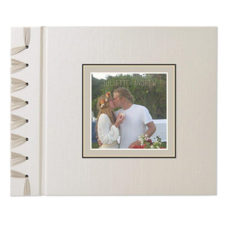 Custom Personalized Photo Album - Your Photo