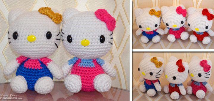 Amigurumi Hello Kitty Tarifi - Amigurumi Oyuncak Tarifleri | Hello ... | 340x720