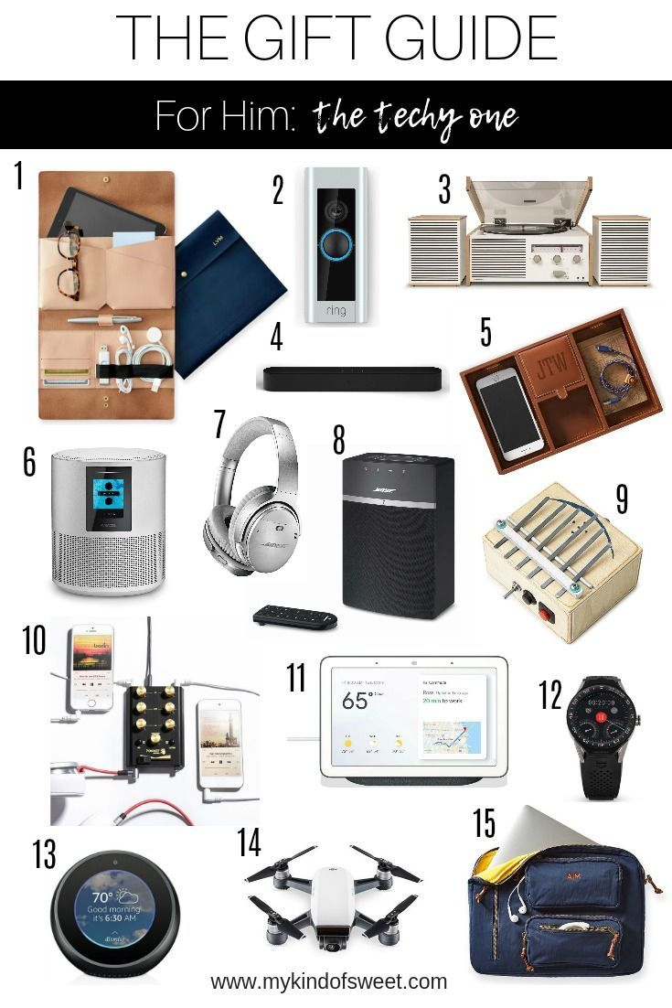 The Holiday Gift Guide For Him With Images Dad Gift Guide