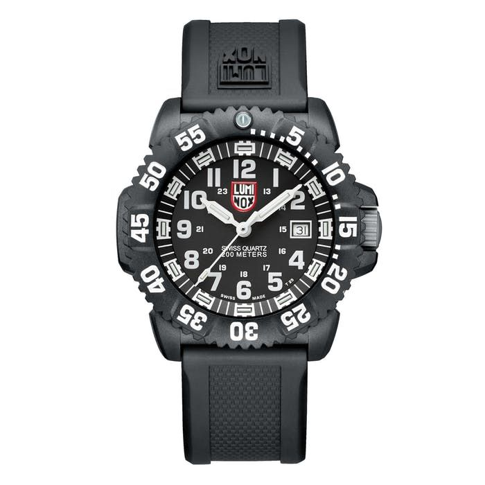 Story  Luminox watches are Swiss-built, made to be used and abused, and include a lume that glows unaided for up to 25 years  For 20 years Luminox has made watches that pass the test of special forces, police and fire departments and professional divers around the world. Entirely Swiss-made, their timepieces have precision movements, superior construction and 24/7 readability with an always-on lume that lasts for up to 25 years.   As an authorized retailer we provide all Luminox watches ...
