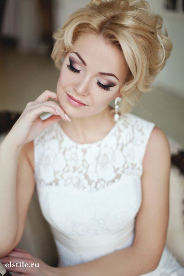 Stunning Bridal Makeup Elegance, Glamour and Sophistication