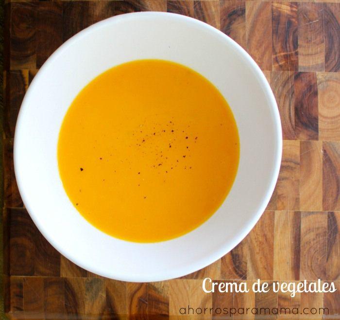 crema-vegetales-receta