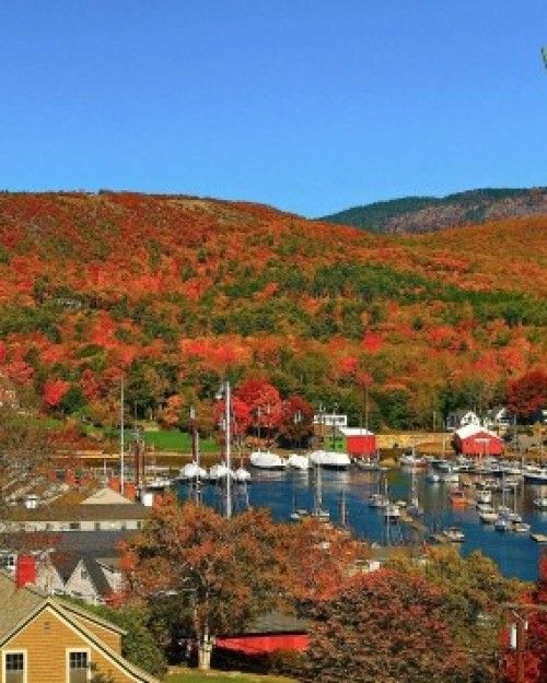Apartments In Maine New Hampshire: 17 Best Images About Camden, Maine. (love This Town) On