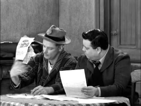THE WORRY WART/THE HONEYMOONERS SEASON 1 EPISODE 28