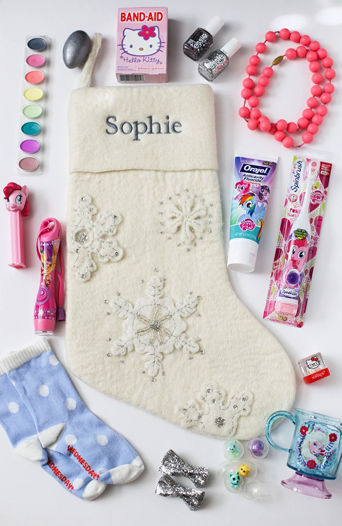 Great Stocking Stuffer Ideas for Little Girls! (+ a list for boys, too!)