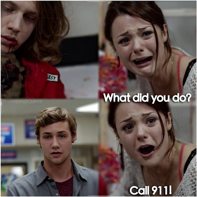 """#FindingCarter 1x10 """"Love Story"""" - Max and Carter"""