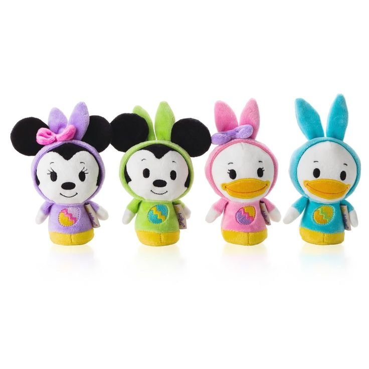 26 best easter gifts images on pinterest easter gift baby gifts the itty bittys disney easter collector set comes with mini easter themed stuffed animals of mickey minnie donald and daisy negle Choice Image