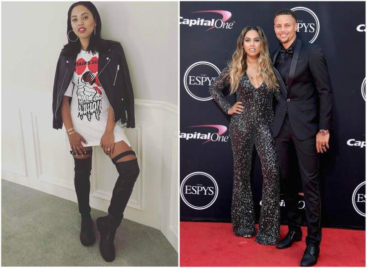 WardellStephen Curry's wife Ayesha Curry