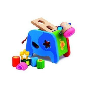 Djeco Sorting Box: Amazon.co.uk: Toys & Games