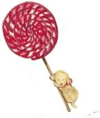 I Love You 5 Lollipops concept image