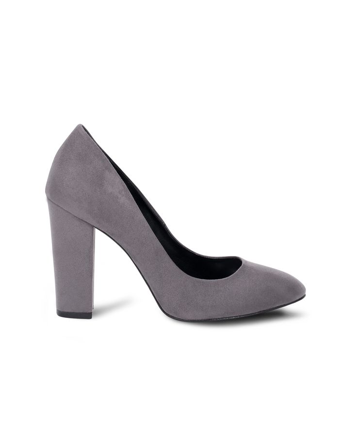 JOCKS almond toe pump for the classics in comfort style... Grey
